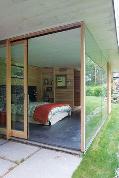 Bedroom corner Depot House