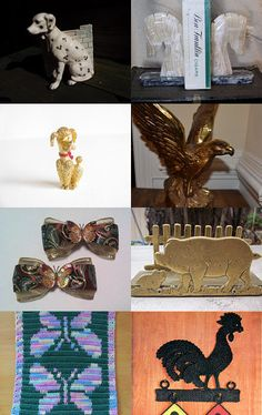 Creatures, Great and Small. by Morgan Comfort on Etsy--Pinned with TreasuryPin.com