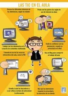 Las TIC en el aula by Formación Guadalinfo, via Flickr
