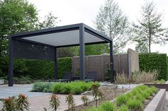 LuxxOut Roofs | Louvered Roofs for patios, verandas and gardens