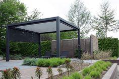LuxxOut Overkappingen | Lamellen overkappingen voor terras, veranda en tuin