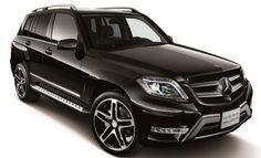 Mercedes GLK 350 4MATIC Schwarz Edition