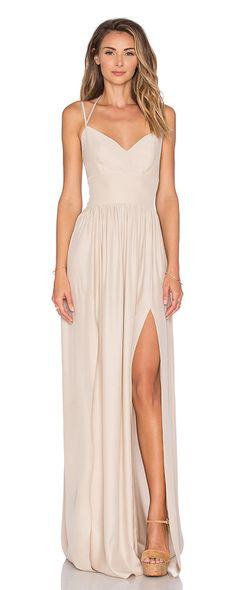 AMANDA UPRICHARD Rio maxi dress found on Nudevotion