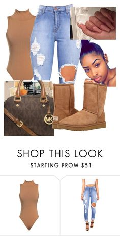 """""""11-28-16"""" by ashantisowell on Polyvore featuring UGG"""