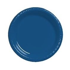 birthday party planning so fun kids party Amazon.com: Creative Converting Touch of Color 20 Count Plastic Banquet Plates, Navy: Kitchen & Dining