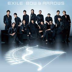 7月25日発売 EXILE  BOW & ARROWS