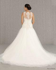 veluz reyes wedding dresses 2013 bridal rtw sabine gown www.eabridal.com