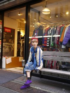 STYLE from TOKYO | street fashion based in japan: on the street...Harajuku