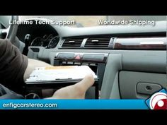 Original Audi A6 C5 1.8T 2.0 2.4 2.7T 2.8 3.0 4.2 1997 1998 1999 2000 2001 2002 2003 2004 Bose audio system upgrade with Bluetooth music, call history, phone...
