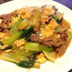 台湾料理の卵と牛肉炒めで美味しくてよく作ります〜 - 10件のもぐもぐ - 滑蛋牛肉 by tomoe