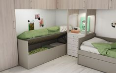 Bedroom wall units ideas bedroom furniture wall units bedroom furniture comfy bedroom layout beds for small Bedroom Wall Units, Bedroom Storage For Small Rooms, Bedroom Layouts, Home Room Design, Kids Room Design, Comfy Bedroom, Girls Bedroom, Boys Room Decor, Bedroom Decor