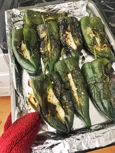 Roasted Poblano Pepp