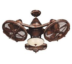Luxury Casablanca Victorian Fan