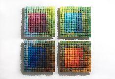 Susan Longini's kilnformed glass sculpture | Daily Art Muse ~ http://susanlongini.com/