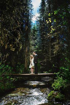 6:8 Photography | Island Lake Lodge Resort Group, Fernie, BC Top Of The World, Railroad Tracks, Got Married, Dream Wedding, Island, Group, Photography, Photograph, Fotografie