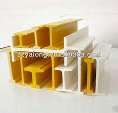 pultruded fiberglass products/FRP i shape beam/composite i beam