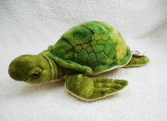 Aurora World Hand Puppet Timmer Turtle 12