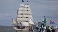 Tall Ship Europa