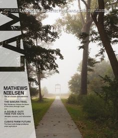 Read the April 2015  issue of Landscape Architecture Magazine - featuring the work of Mathews Nielsen Landscape Architects, and more.