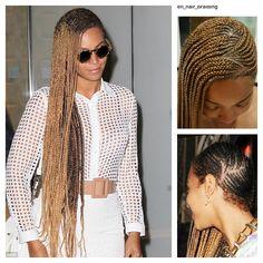 """The """"original"""" lemonade braids"""