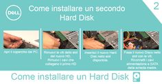 #DellAiuta: come installare un nuovo Hard Disk su PC #Dell - Step 2
