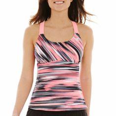40dd3932e7 Liz Claiborne Elbow Sleeve Shirt Dress - JCPenney. Cute Summer  OutfitsSummer ClothesSwim TopTankiniBeach ...