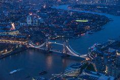 Tower Bridge Nightview.