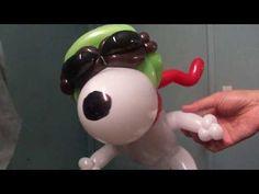 Balloon Snoopy - YouTube