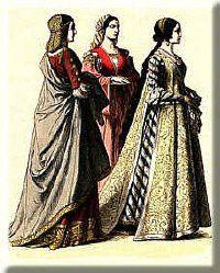 15th Century Clothing