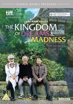 Edición UK de The Kingdom of Dreams and Madness.