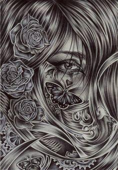 A Girl Named Tisha by LimonTea on DeviantArt