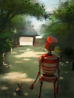 'Another Day Out' by Goro Fujita