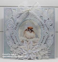 Christmas Cards 2017, Christmas Art, Christmas Ornaments, Carte Swing, Swing Card, Art Carte, Le Double, Card Making Tips, Easel Cards