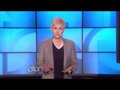"Ellen DeGeneres Responds To Anti-Gay ""One Million Moms""Group"