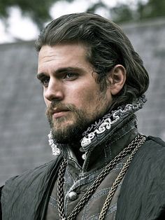Henry Cavill as Brandon Charles on the Showtimes series THE TUDORS.