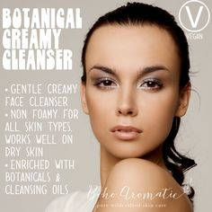 Boho Aromatic Botanical Creamy Cleanser!! 🌟Our fantastic cream cleanser is aloe based and gentle on your skin! An absolute must for your skincare needs! Perfect if you have normal- dry skin. Are you looking for an #antiaging Natural/Organic and Vegan product?- this is for you ! #creamcleanser #creamycleanser #facewash #facecleanser #facialcleanser #facial #facialtreatment #naturalskincare #organicskincare Only available on our website! 😍👏 Free shipping with min $45 purchase use code: SHIP4FRE