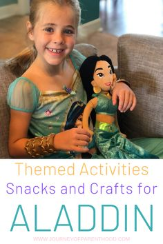 Themed activities, snacks and crafts for the Disney Movie Aladdin! Be like Jasmine and have your own Magic Carpet treats along with other fun movie theme ideas that are super easy and simple to enjoy the Genie, Aladdin, Jafar and Jasmine as a family! Aladdin Movie, Genie Aladdin, Local Movies, Good Movies, Healthy Movie Snacks, Theme Days, Movie Themes, Food Themes, Food Ideas