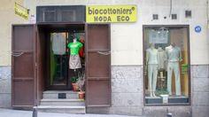 Moda ecológica en Madrid