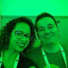 Diferencial pra por no currículo: Amiga do Nelson Glauber  #AndroidDevConference2017 #android