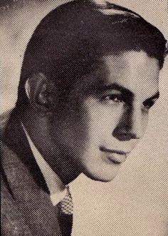 Very young Leonard Nimoy