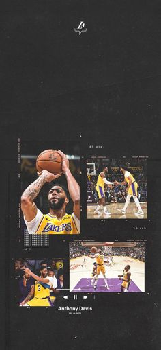 """""""We did not forget about 💛"""" Drake Wallpapers, Sports Wallpapers, Glitch Wallpaper, Iphone Wallpaper, Mexican Graphic Design, Lakers Wallpaper, Basketball Background, Basketball Leagues, Sports Graphics"""