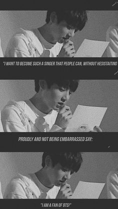 I'm proud of being a fan Jeon Jungkook! You guys are the best! Bts Lyrics Quotes, Bts Qoutes, Whatsapp Wallpaper, Bts Wallpaper, Aztec Wallpaper, Pink Wallpaper, Screen Wallpaper, Foto Bts, Bts Photo