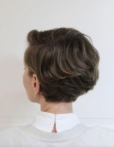 Hairstyles for short hair Hairstyles for short hair # short hair, short hairstyles brunette # frisuren haare hair hair long hair short Diy Hairstyles, Pretty Hairstyles, Hairstyles 2018, Wedding Hairstyles, Short Brunette Hairstyles, Short Hairstyles For Girls, Short Hair For Girls, Long Pixie Hairstyles, Fashion Hairstyles