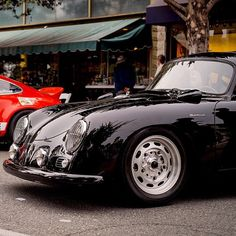 Very seductive in black… Via @9gear @rodemory #emory #356 #outlaw #jetcetter #porsche by jetcetter http://ift.tt/12Rp0z3