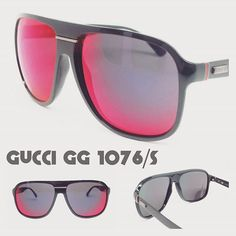 Gucci GG 1076 S Mirrored Sunglasses. Lowest price and available at  EyeHeartShades.com Link in Bio  gucci  sunglasses  shades   mirroredsunglasses  fashion ... 62b548935a