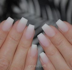 Simple French Ombré