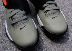 new concept 2c2f3 3c3ff Nike Zoom KD IV  Rogue Green  - Available - SneakerNews.com