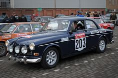 A good looking rally prepared 122.