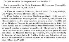 Bulletin du Muséum national d'histoire naturelle   1930-11   Gallica