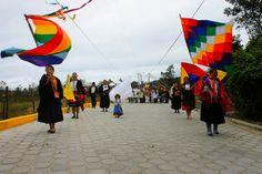 CARNAVAL ANCESTRAL QUILLASINGA 2014